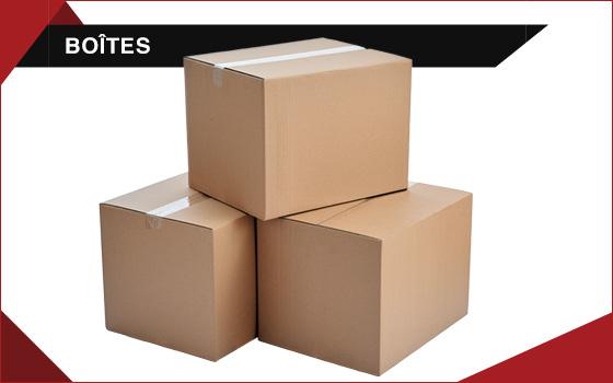 Emballages et produits d'expédition