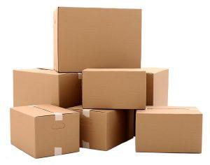 Boîtes de carton pour expédition