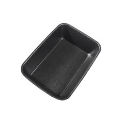 Black Styrofoam Tray 42P